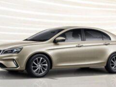 Компания Geely обновила седаны Emgrand и Emgrand GL