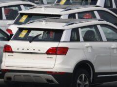 В России ожидается сокращение ассортимента автомобилей в 2021 году