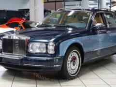 Универсал Rolls-Royce Silver Seraph продают за 162,5 тысячи евро