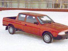 Двухрядный «Москвич» в кузове пикап продают за 900 000 рублей