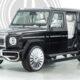 Ателье представило Mercedes-Benz G-Class с распашными дверями