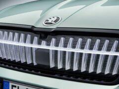 Следующими электромобилями Skoda станут сити-кар и седан