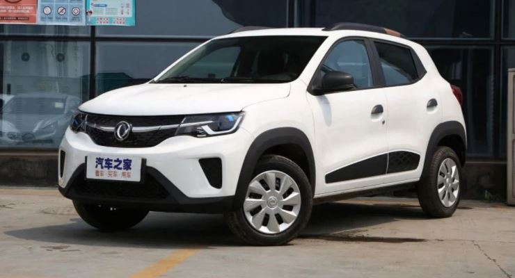 Dongfeng EX1, кроссовер