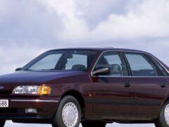 Автоэксперты разобрали популярные мифы о Ford Scorpio I