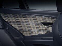Bentley представила новую твидовую отделку салона