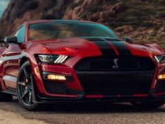 Новое поколение Ford Mustang может получить полноприводную версию