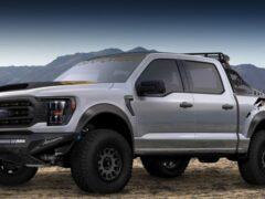 Ателье Pax Power доработало пикап Ford F-150 2021 года