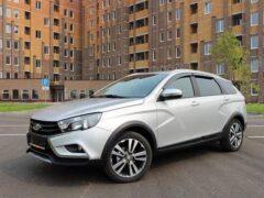 Обновленная Lada Vesta получит турбомотор Renault с 6МКПП