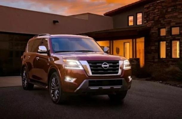 Nissan Patrol, обновленный