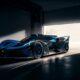 Bugatti рассказала о самой необычной технологии гиперкара Bolide