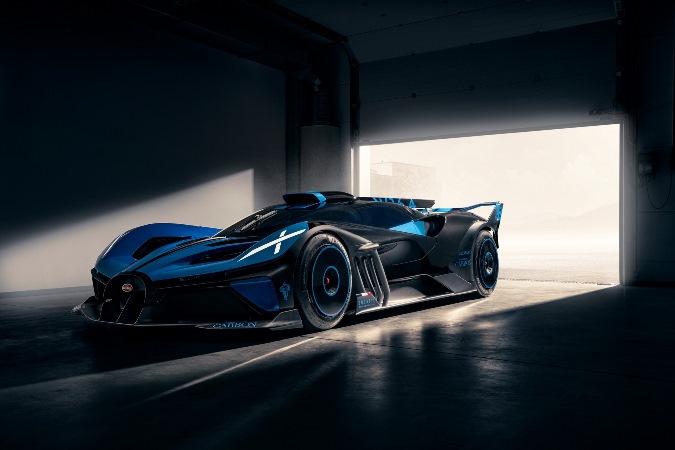 Bugatti Bolide, гиперкар