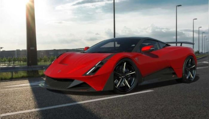 Illyrian Pure Sport, первый албанский суперкар