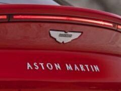 Aston Martin намерен полностью отказаться от МКПП к 2022 году