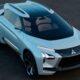 Появились новые изображения Mitsubishi Outlander нового поколения