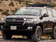 В Японии Toyota закрыла прием заказов на Land Cruiser 200