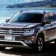 Большой кроссовер на базе Volkswagen Teramont появится в РФ в апреле