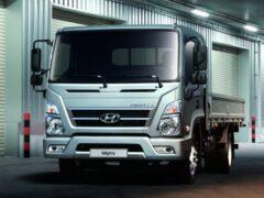 На «Автоторе» начали выпускать Hyundai Mighty по полному циклу