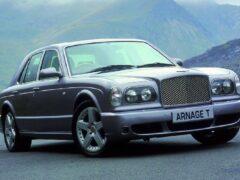 В Курске продают Bentley Arnage с мотором от Toyota