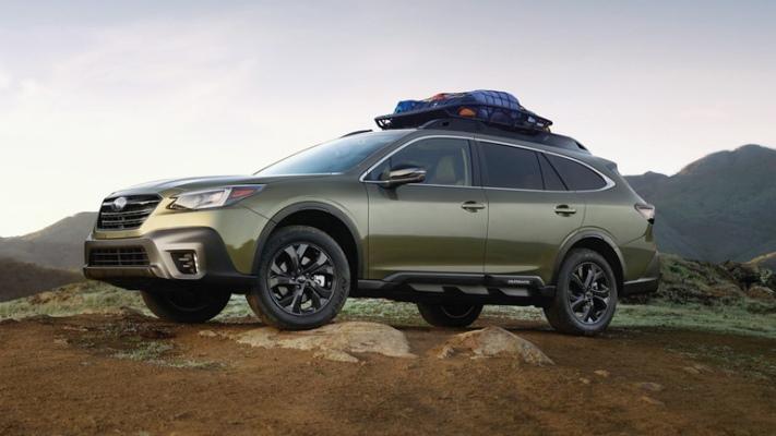 Subaru Outback, новый