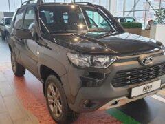 Новый внедорожник Lada Niva Travel получит оцинкованный кузов