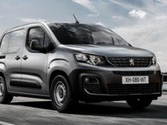 К российским дилерам поступил обновленный Peugeot Partner