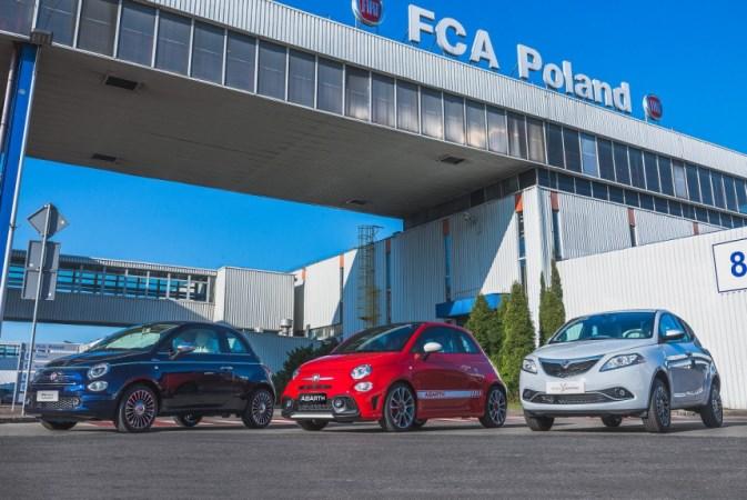 завод FCA, Польша