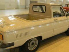 Редкий пикап ЗАЗ в двух модификациях продают за 2,2 млн рублей