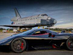 Гиперкар SSC Tuatara установил новый мировой рекорд скорости во Флориде