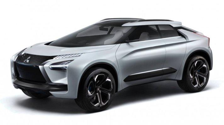 Mitsubishi E-Evolution, кроссовер