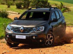 В России реализованы 450 тысяч кроссоверов Renault Duster