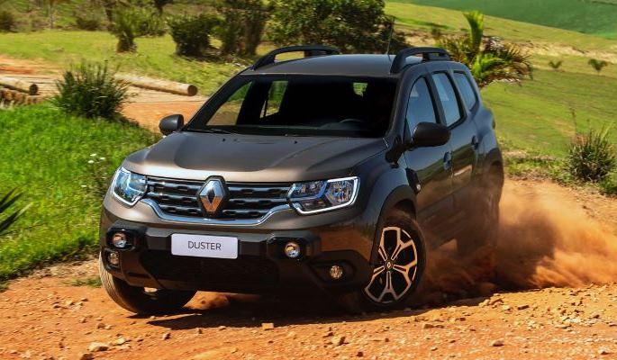 Renault Duster, новое поколение