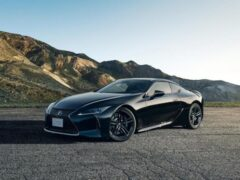 Lexus презентует в Шанхае новый ES и LF-Z Electrified