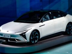 Китайский SAIC представил электромобили под маркой IM