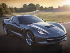 General Motors планирует расширить линейку Corvette кроссовером