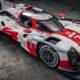 Toyota показала свой гибридный гоночный автомобиль GR010