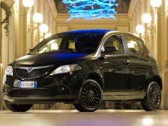 Компания Lancia станет премиальным брендом концерна Stellantis