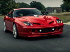 Показан необычный ретро-универсал Ferrari на базе 550 Maranello