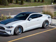 Электрическая версия Ford Mustang может появиться в 2028 году