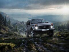 АвтоВАЗ увеличил доплату за оттенок металлик у Lada Niva Legend