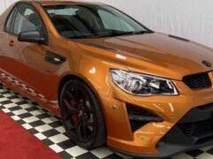 Цена очень редкого Holden на аукционе превысила 40 миллионов рублей