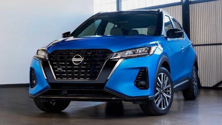 Nissan Kicks 2021 года