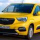 Opel представил электрический фургон Combo-e