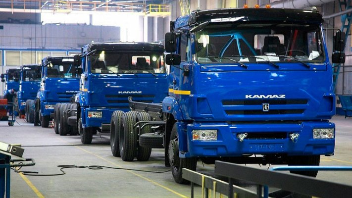 КамАЗ, грузовик