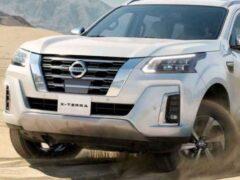 Компания Nissan может возобновить производство модели Xterra