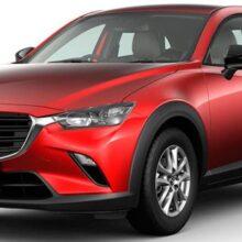 Обновленные Mazda 3 и CX-30 получили новый мотор e-Skyactiv X