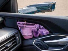 Появятся ли камеры вместо зеркал в Lada Granta?
