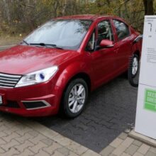 Китайский электромобиль Suda SA01 провалил краш-тест в Германии