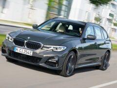 BMW добавила начальные плагин-гибридные версии для 3-Series и 5-Series