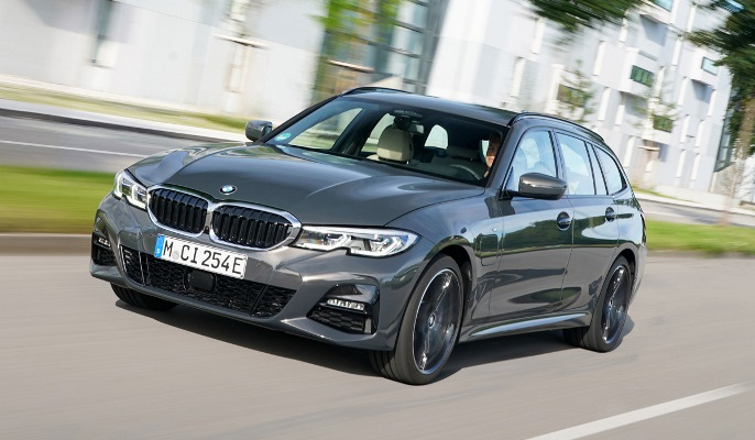 BMW третьей серии