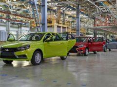 АвтоВАЗ рассказал о модернизации производства в 2020 году